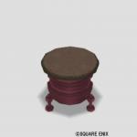 スチームテーブル小・赤