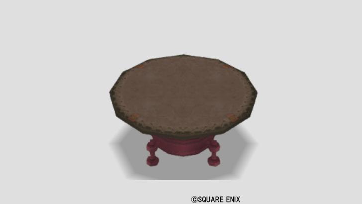 スチームテーブル大・赤