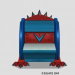 Vロンのイス・赤