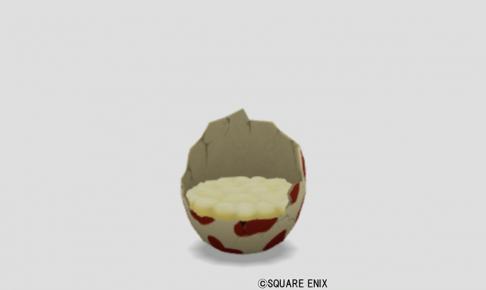 飛竜の卵のイス