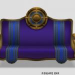 エテーネ王宮のソファ