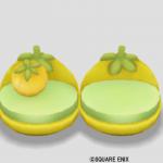 トマトのソファ・黄