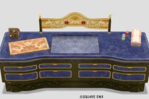 王宮のキッチン・青