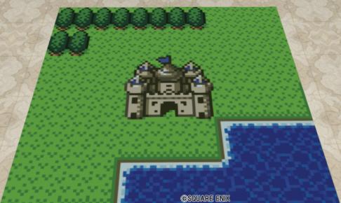 ドットラダトーム城ラグ