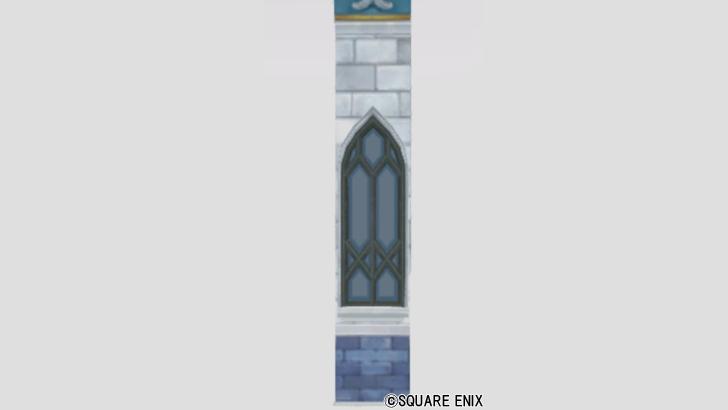 ダーマ神殿の壁