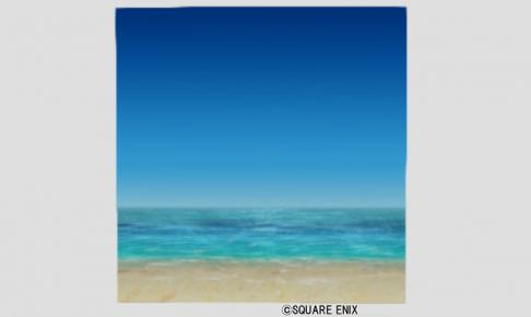 浜辺かきわり