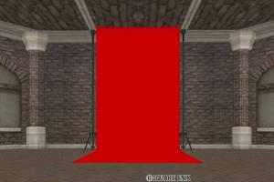 赤色の背景スクリーン