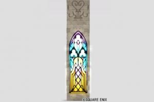 聖者のステンドグラス
