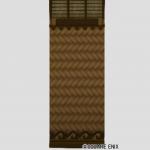 ヤシの葉の便利な壁