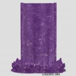 紫水晶の間仕切り