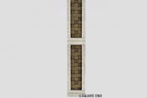 ドワーフレンガの壁