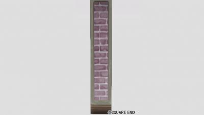 立派なレンガの壁