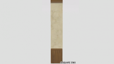 しっくいと木板の壁