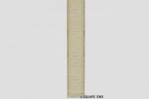 白レンガの壁