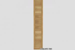 白木板張りの壁