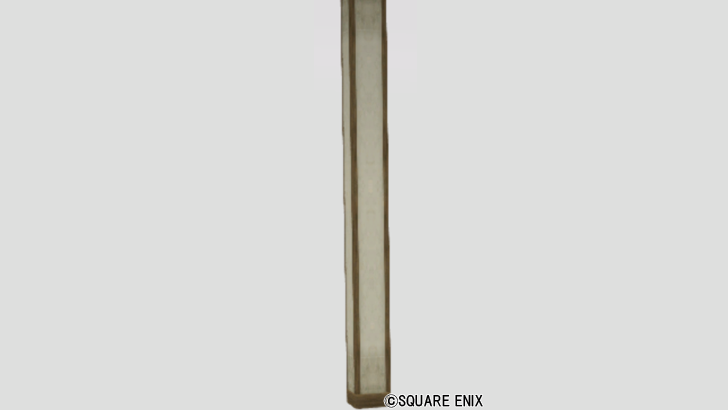 木枠しっくいの柱