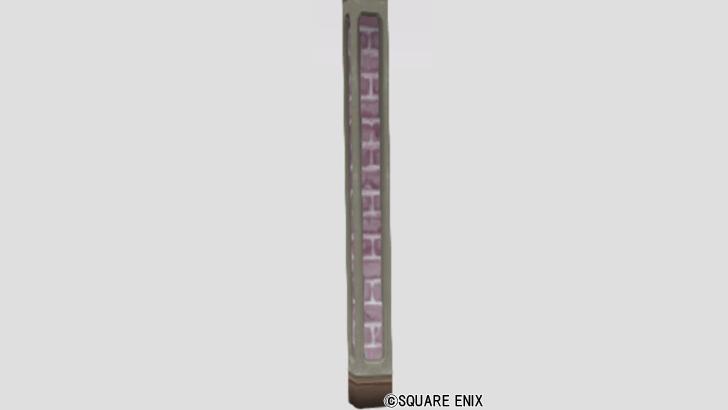 立派なレンガの柱