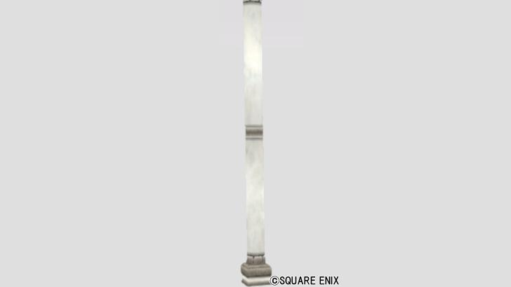 夜光石の柱