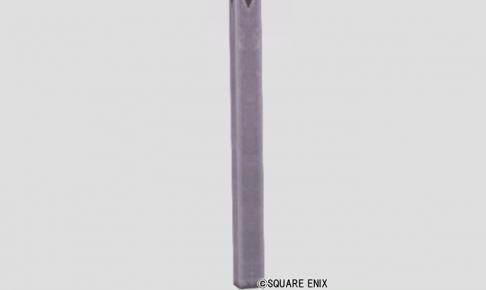 鉄板張りの柱