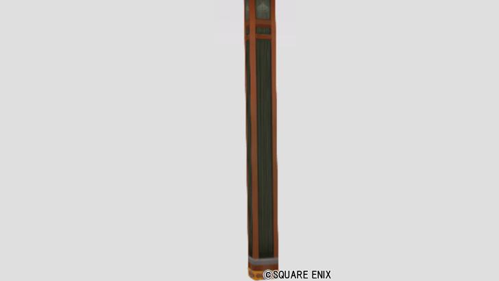 スライムの木の柱