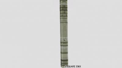 石彫細工の柱