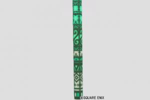 アンティーク風の柱