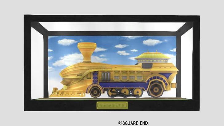 壁かけ大地の箱舟の模型