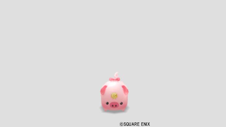 ぶたさんの貯金箱