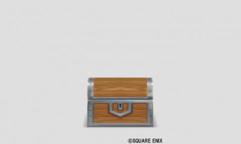 木目宝箱のチェスト