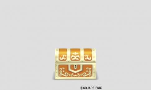 金宝箱のチェスト