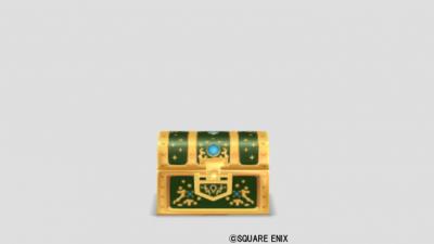 緑宝箱のチェスト