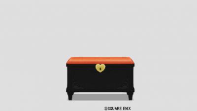 お姫様のチェスト・橙