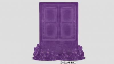 紫水晶のタンス