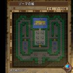 【ドラクエ10】期間限定イベント「大魔王ゾーマへの挑戦」ゾーマの城 1階・ドット絵地図