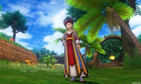 【ドラクエ10】クエスト531「妖精の古道具」新エテーネの村 観測者モルフェス