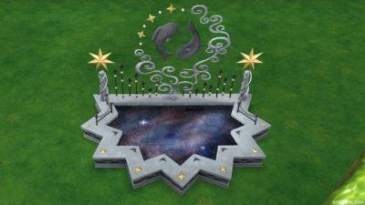 星空の釣り堀・2