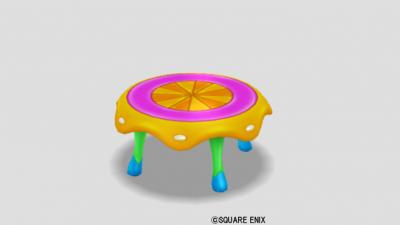 ケミカルポップテーブル