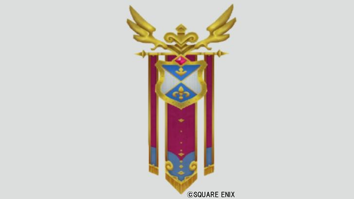 壁かけ紋章旗・盾