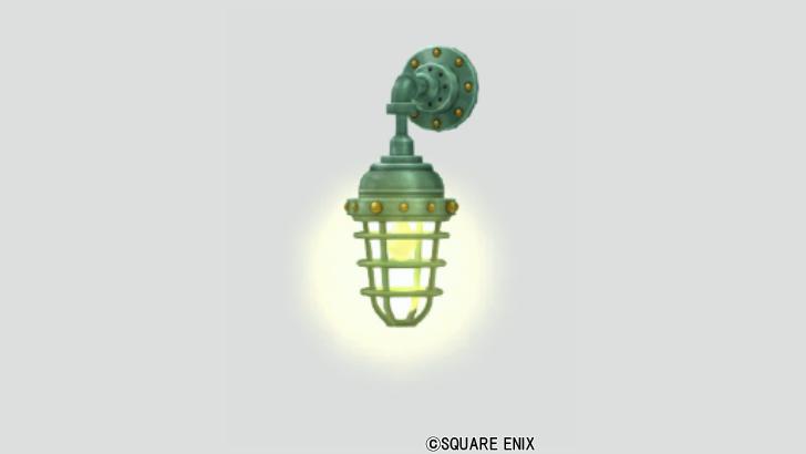 壁かけ潜水艦ライト