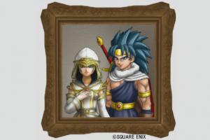 勇者と盟友の肖像画