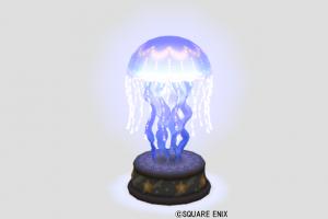 クラゲのランプ