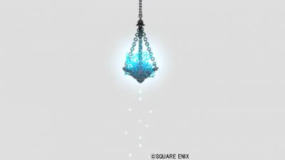 水の領界の吊りランプ