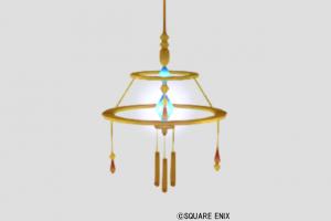 王都キィンベルの円照明