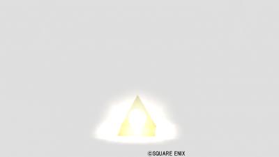 色変わり三角ライト