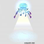 クラゲの天井ライト