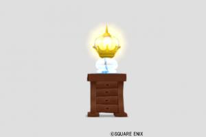 キンスラ王冠ランプ