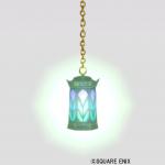 妖精図書館の六角ランプ