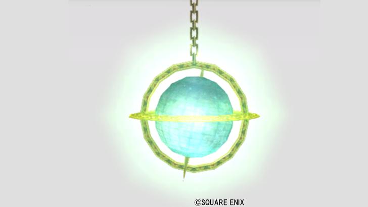 妖精図書館の天球儀
