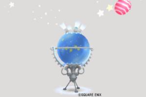 プラネタリウム・青