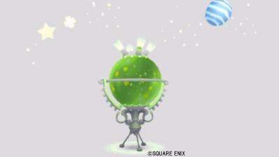 プラネタリウム・緑
